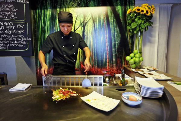teppanyaki, tao by zen