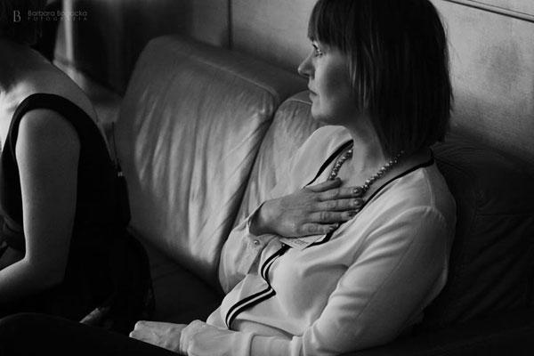 Moje pierwsze spotkanie z Tanną na Zlocie uchwyciła swoim czujnym okiem Barbara Bogacka