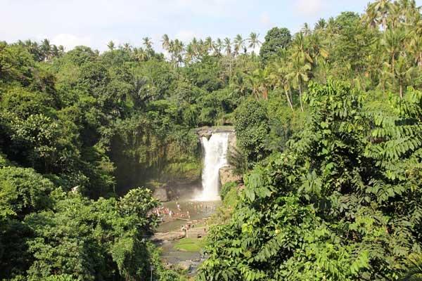Bali, wodospad
