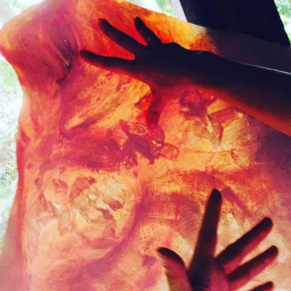 Sztuka Transcendentalna budzi wewnętrznego kreatora życia (fot. Ewa Szymczak)