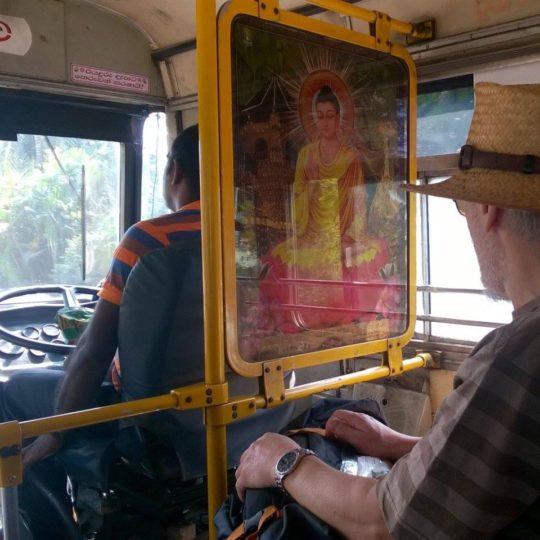 Lubiliśmy jeździć lokalnymi autobusami