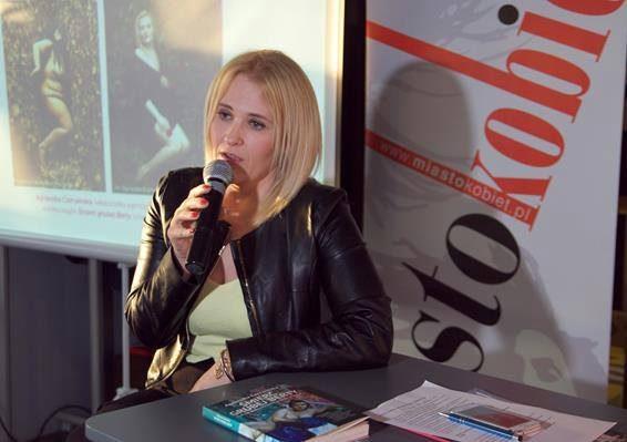 Agnieszka Czerwińska rozprawiała się z Grubą Bertą