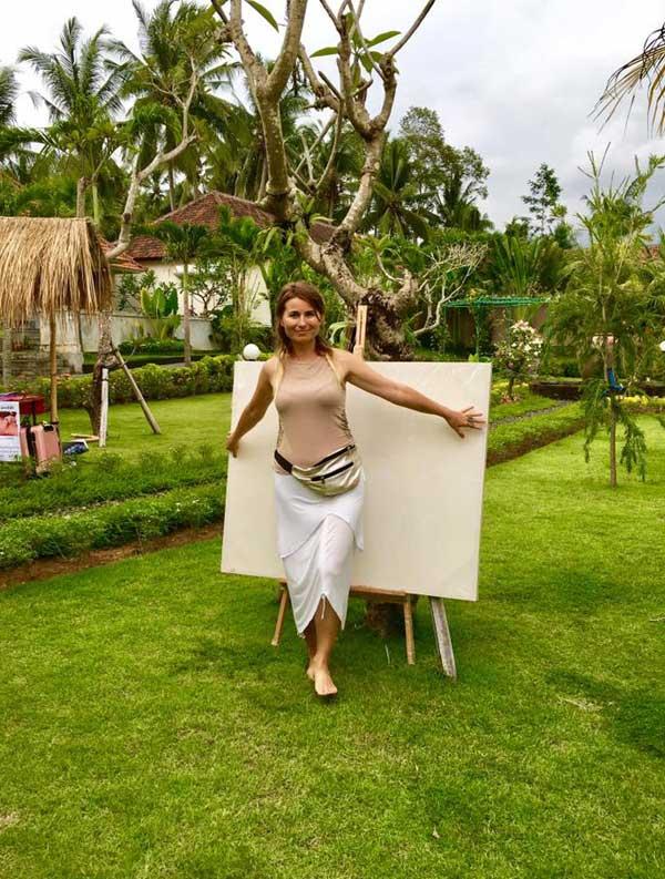 Issa Tifaret, Bali