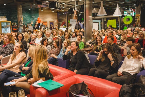 19. spotkanie Klubu Miasta Kobiet (fot. Barbara Bogacka)