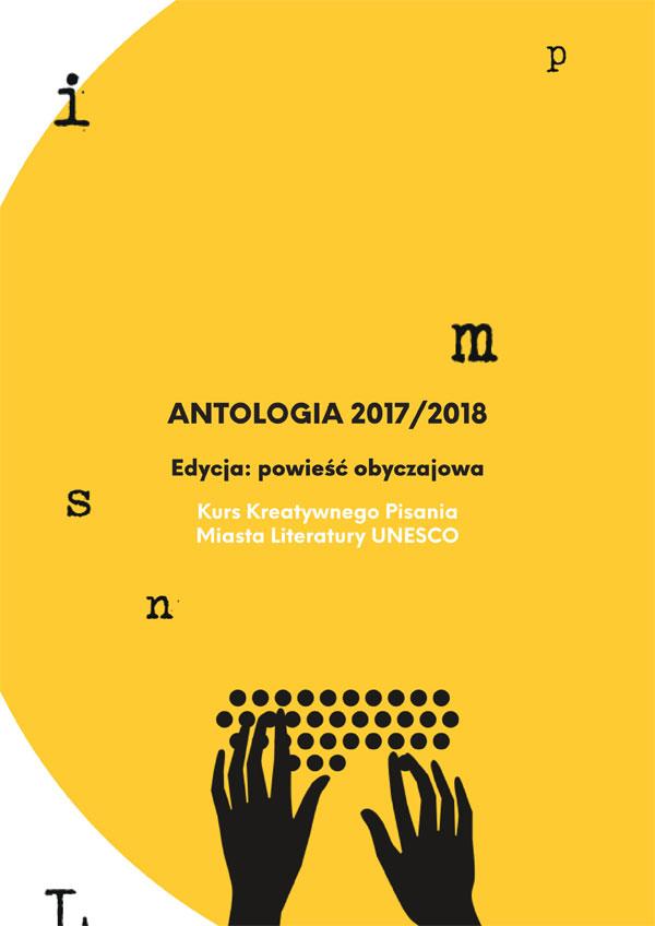 Antologia fragmentów powieści dwanaściorga uczestników kursu