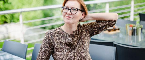 Aneta Pondo, autorka książki Mocne Rozmowy