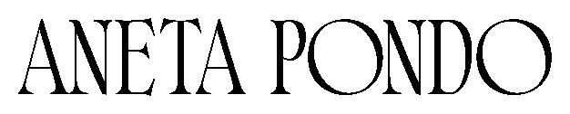 Aneta Pondo